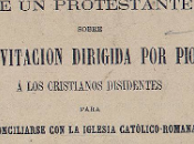 Libro católico: Pensamientos protestante sobre Iglesia católica protestantismo (Capítulo III).