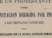 Libro católico: Pensamientos protestante sobre Iglesia católica protestantismo (Capítulo II).