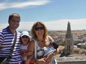 Paseo casco histórico Burgos