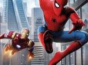 Spiderman Homecoming cine palomitas