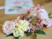 Cinturones flores para novias