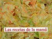 Receta rápida ensalada fresca