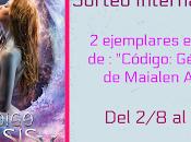 "Sorteo Internacional Digital ""Código: Génesis Maialen Alonso."