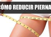 Ejercicios para reducir piernas