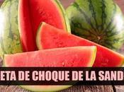 Dieta Choque Sandía