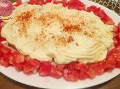 Ensalada merluza mayonesa