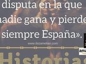 Frase sobre Españas