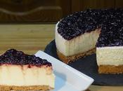 Cheesecake fácil, rápida horno