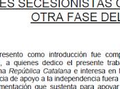 Andaluces secesionistas. Otra fase proceso