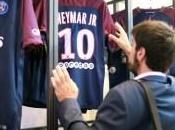 camisetas Neymar vendieron como caliente París
