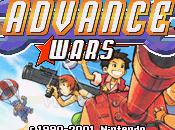 Advance Wars, mejores juegos estrategia para Gameboy