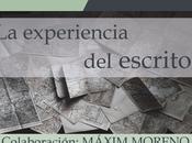 experiencia escritor