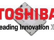 Toshiba lanza unidades