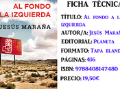Reseña: fondo izquierda, Jesús Maraña