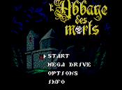 'Zooming Secretary' 'L'Abbaye morts' para Mega Drive, jugables próxima Gamescom
