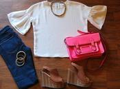 maneras combinar bolso rosa flúor