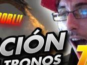 REACCIÓN JUEGO TRONOS 7x04 BOTÍN GUERRA