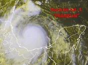 "Huracán ""Franklin"" llegará causará fuertes lluvias"