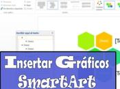 Insertar gráficos SmartArt Word, Excel, Outlook PowerPoint