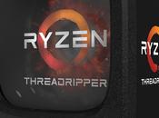 llegaron nuevos porcesadores AMD, Ryzen Threadripper para gama alta