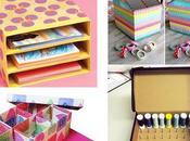 Ideas fabulosas manualidades cajas cartón