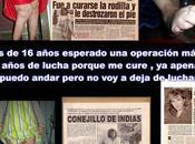 Crímenes atrocidades médicas AÑOS esperados para operación años lucha