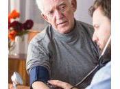 Objetivos presión arterial para hipertensión adultos mayores.