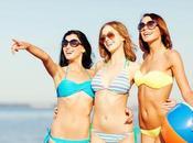 españolas siente cómoda cuerpo bikini