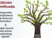 Edición cíclica edición ramificada: surgimiento tronco ramas (2/3)