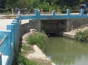 Asesinan joven lanzan cadáver Canal Trujillo, Colonia Mella.