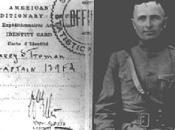 Primera Guerra Mundial: Capitán artillería Harry Truman