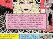 JUNGLE comics FANTOMAH, Misteriosa Mujer Jungla