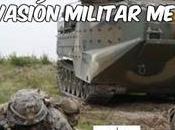 Cual invasión militar hablan…