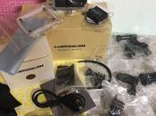 cámara deportiva Hamswan. Shopping Amazon