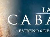 Cabaña trailer español, cines octubre