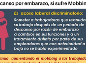 Leyes amparan mujer reincorpora después periodo descanso embarazo, sufre Mobbing