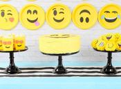 ideas para fiesta emoji