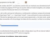 Google dice: Todo internet debe estar https!