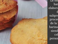 Harina coco receta para unas deliciosas galletas. ¡Perfectas semana!