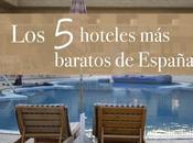 hoteles baratos España