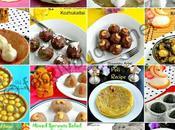 Dulces típicos India durante Ganesh Chaturthi
