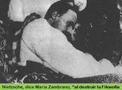 Friedrich Nietzsche: filosofar borde locura