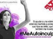 URGENTE!!! Campaña autoinculpación apoyo Juana Rivas #bastaya