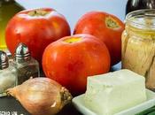 Receta tartar tomate rillettes atún