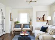 pasos para decorar salón alargado espacio lectura