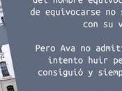 """Opinión legado Ava"""" Elena Fuentes"""