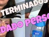 TERMINADOS CUIDADO PERSONAL Vol. VIDEO