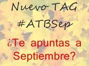 Agenda Blogger Septiembre #ATBSep