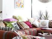 tips para decorar hogar estilo Boho Chic