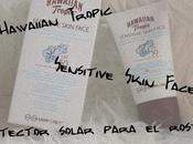Sensitive Skin Face Hawaiian Tropic, protector verano.